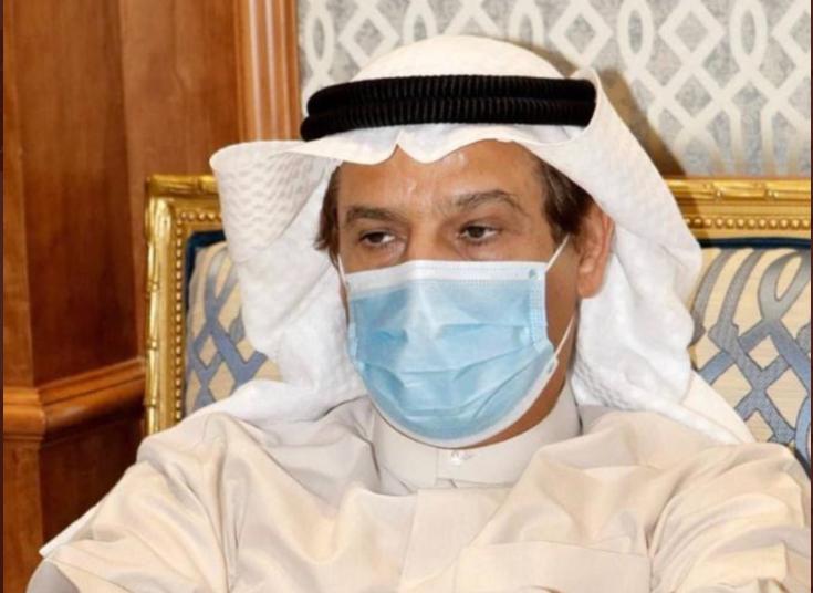 الدكتور حمود فليطح مدير عام هيئة الرياضة الكويتية