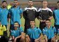 كاراسكو مدرب منتخب الكويت في مران الفريق