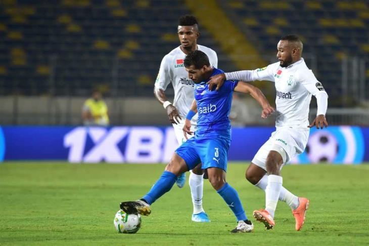 الزمالك والرجاء - نصف نهائي دوري أبطال إفريقيا
