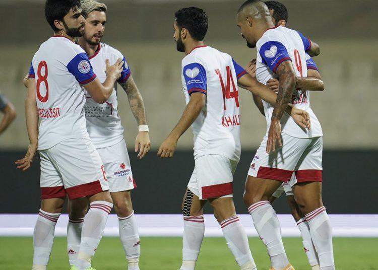 دوري الخليج العربي 2021