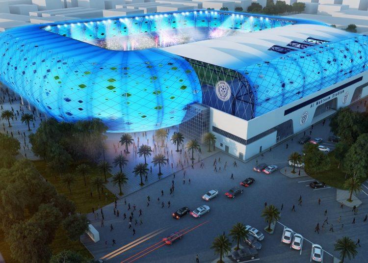الكشف عن اسم ملعب نادي النصر الجديد
