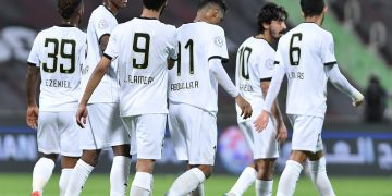 الجزيرة يتفوق على شباب الأهلي دبي
