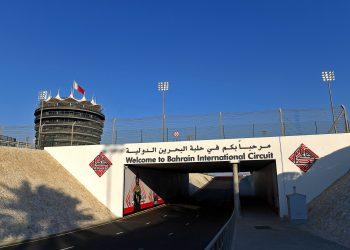 """انطلاق فاعليات جائزة البحرين الكبري """" فورمولا 1"""""""