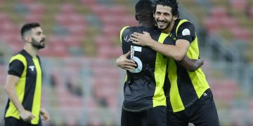 نادي الاتحاد فوز على القادسية بهدف نظيف في الدوري السعودي