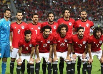 ترتيب مجموعه منتخب مصر