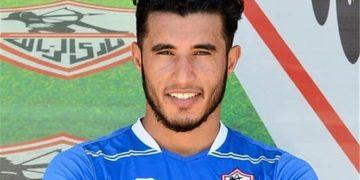 محمد حسن| لاعب الزمالك