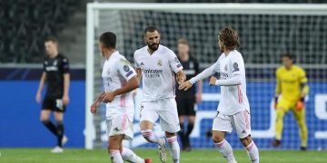 ريال مدريد ضد انتر ميلان
