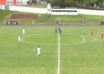 مشهد غريب فى ملعب دوري القسم الثالث البرازيلي