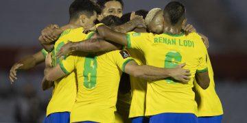 البرازيل ضد أوروجواي بتصفيات أمريكا الجنوبية لكأس العالم