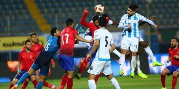 محمد فاروق - الأهلي المصري - بيراميدز
