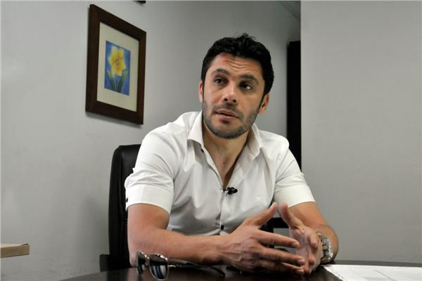 أحمد حسن لاعب منتخب مصر السابق