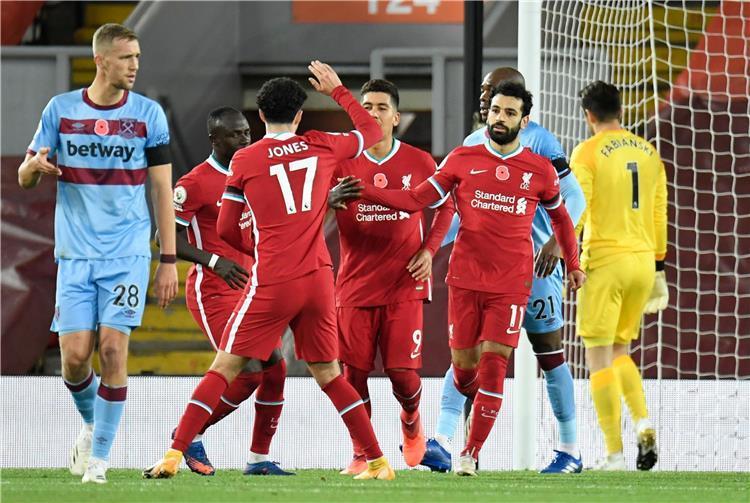 مباراة ليفربول ضد أتالانتا في دوري أبطال أوروبا