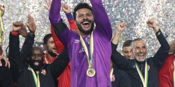 محمد الشناوي - الأهلي