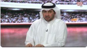 عبد الله وبران عن فريق الوحدة