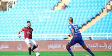 الرائد وأبها في الدوري السعودي