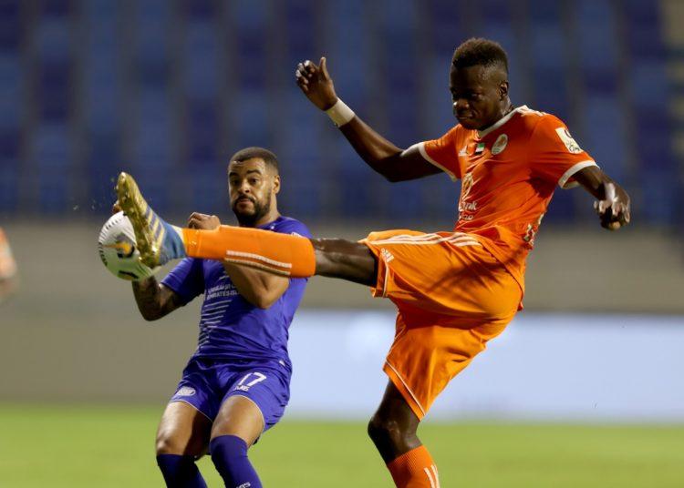 ترتيب الدوري الإماراتي - النصر وعجمان
