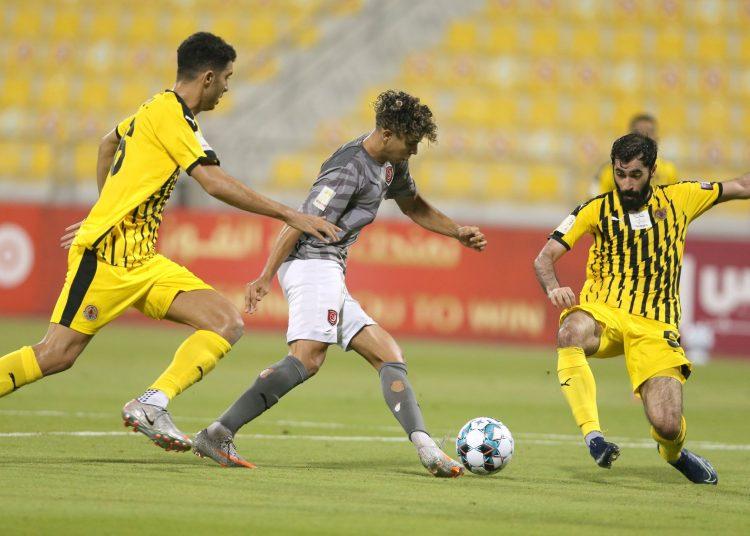 كأس قطر _ الدحيل وقطر