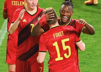 بلجيكا ضد إنجلترا