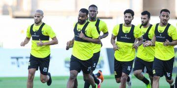 الاتحاد السعودي - تدريبات الفريق