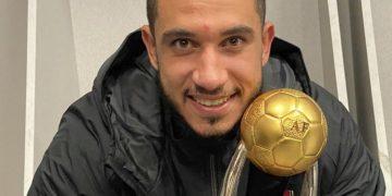 رامي ربيعه مدافع النادي الأهلي المصري