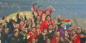 الأهلي بطل دوري أبطال إفريقيا