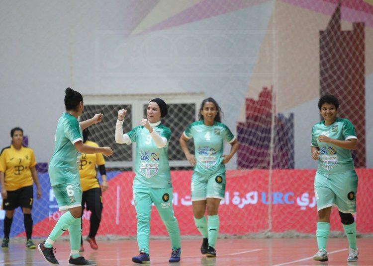 سيدات العربي لكرة الصالات