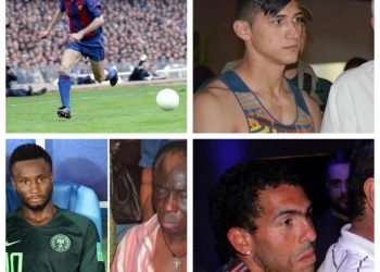 اختطاف لاعبي كرة القدم - ميدو جابر