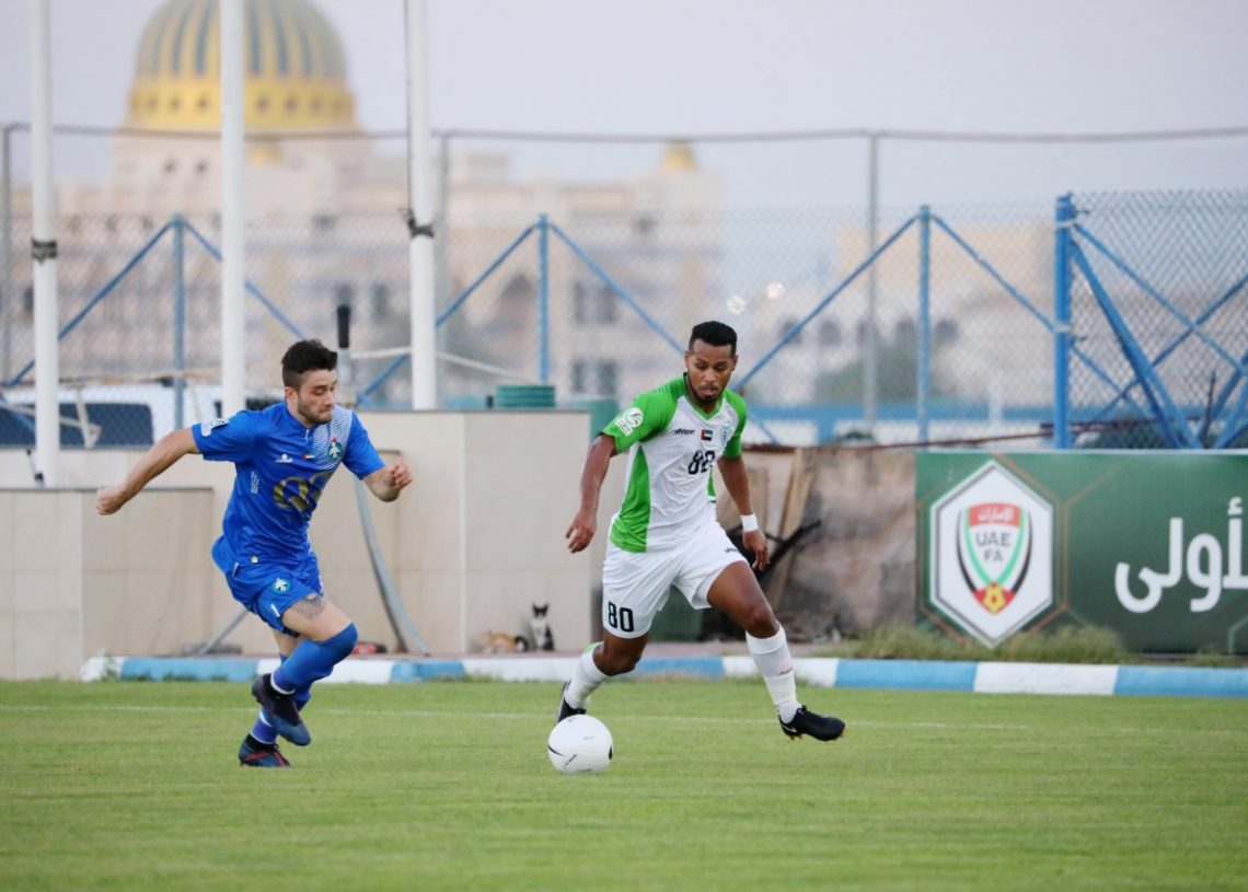 البطائح والإمارات _ كأس رئيس الإمارات