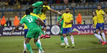 الرجاء المغربي ضد الإسماعيلي في البطولة العربية