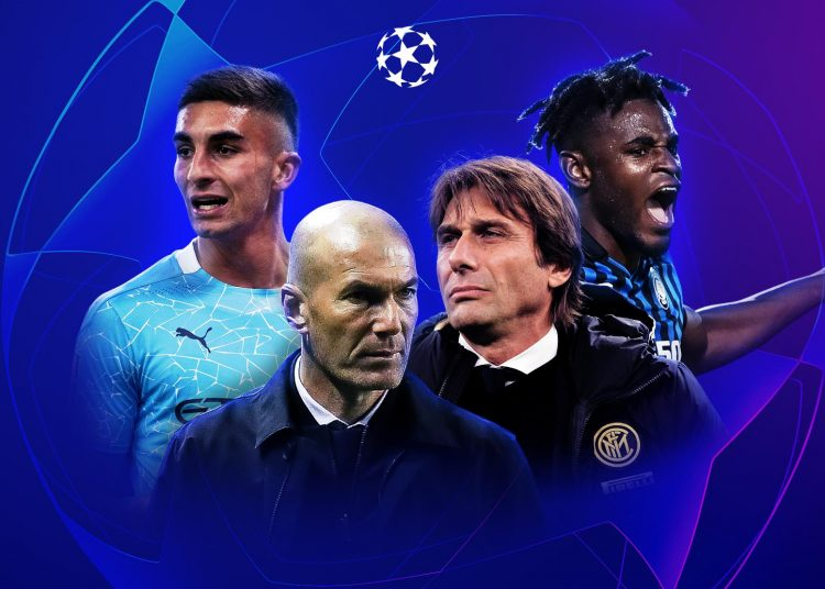 مباريات دوري أبطال أوروبا
