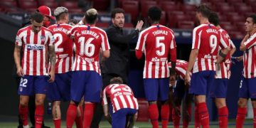 ترتيب الدوري الاسباني أتلتيكو مدريد
