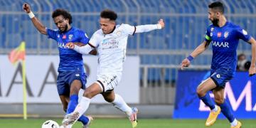 ترتيب الدوري السعودي - الهلال