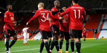 ترتيب الدوري الانجليزي - مانشستر يونايتد