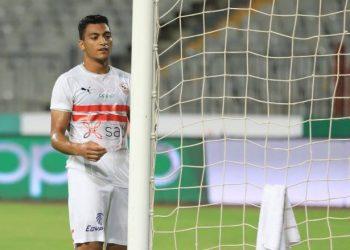 مصطفى محمد - نادي الزمالك