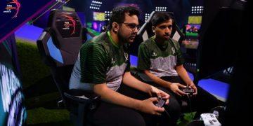 الاتحاد السعودي - مساعد الدوسري بطل الألعاب الإلكترونية