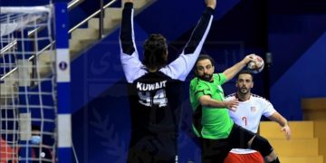 العربي - دوري كرة اليد
