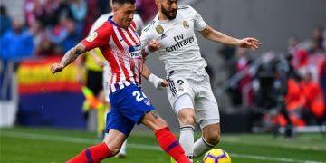 ترتيب الدوري الاسباني - ريال مدريد وأتلتيكو مدريد