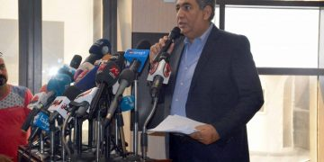 الاتحاد المصري - أحمد مجاهد