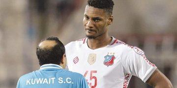 جمعة سعيد لاعب نادي الكويت