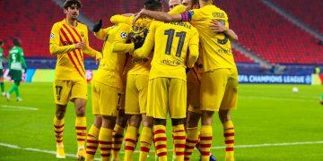برشلونة - دوري أبطال أوروبا