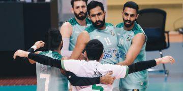 النادي العربي - كرة الطائرة