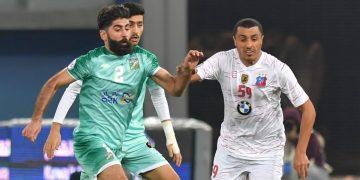 مباراة الكويت والعربي