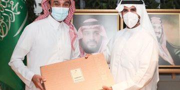 رئيس اللجنة الأولمبية الكويتية