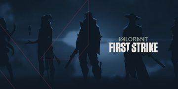 First Strike - الألعاب الإلكترونية