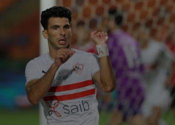 أحمد سيد زيزو لاعب الزمالك