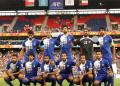 الاتحاد الكويتي - المنتخب الأزرق
