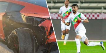 محمد الكويكبي لاعب الاتفاق السعودي