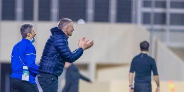 التعاون السعودي - كارتيرون مدرب الفريق