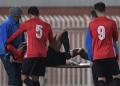 خيطان الكويتي - إصابة فيصل سعيد