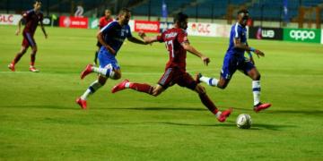 سموحة وبيراميدز - الدوري المصري